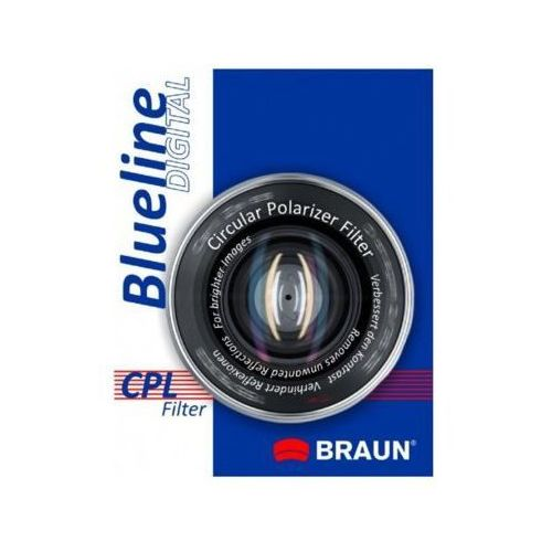 Filtr cpl blueline (62 mm) marki Braun