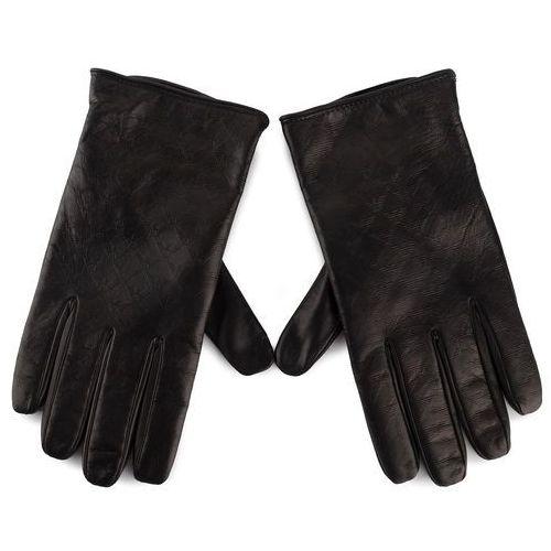 Rękawiczki Męskie EMPORIO ARMANI - 624141 8A205 00020 Black