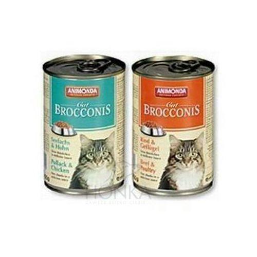 Animonda Brocconis Cat karma dla kota puszka 400g z kategorii Karmy i przysmaki dla kotów