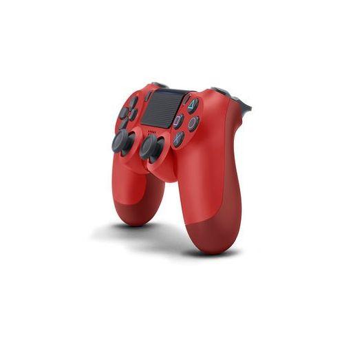dualshock 4 v2 czerwony marki Sony