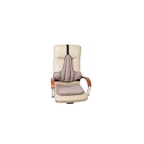 Nakładka na fotel lub krzesło BEŻOWA KULIK-SYSTEM, 000015/16BR