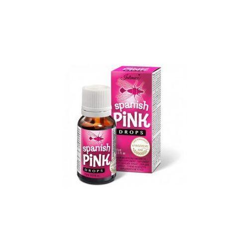 Lsdi Hiszpańska mucha, pink, daj kobiecie rozkosz