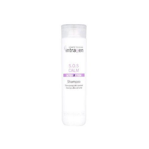 intragen s.o.s calm szampon do wrażliwej i podrażnionej skóry głowy (detox action) 250 ml marki Revlon professional