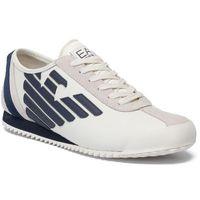 Sneakersy EA7 EMPORIO ARMANI - X8X045 XK108 A840 Off White/Navy, w 4 rozmiarach