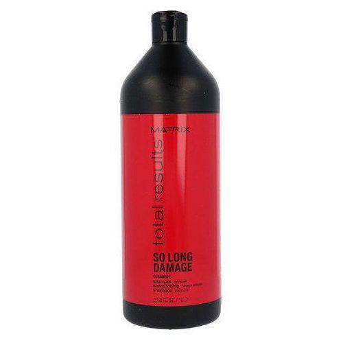 Matrix Total Results So Long Damage Ceramide Shampoo 1000ml W Szampon do włosów