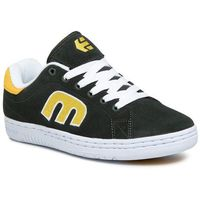Etnies Sneakersy - calli-cut 4101000505 green/white/yellow 312