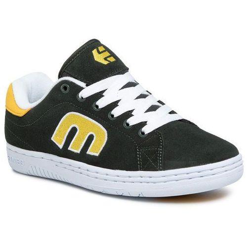 Etnies Sneakersy - calli-cut 4101000505 green/white/yellow 312