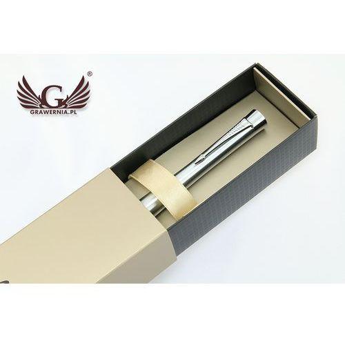 Długopis parker urban metro metallic ct marki Grawernia.pl - grawerowanie i wycinanie laserem