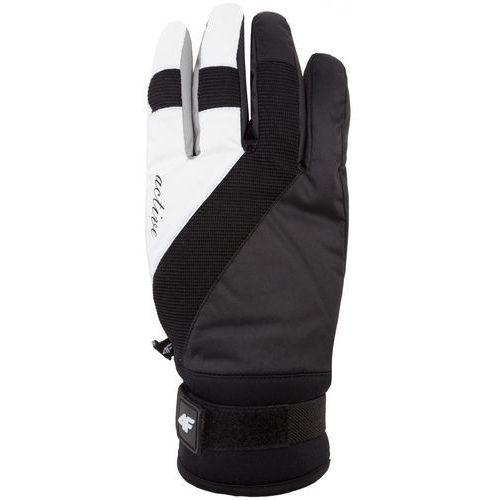 Rękawice narciarskie damskie RED005z - czarny