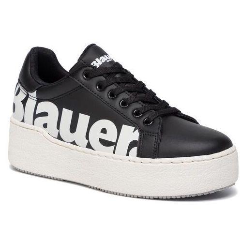 Blauer Sneakersy - 9fmadeline03/lea black