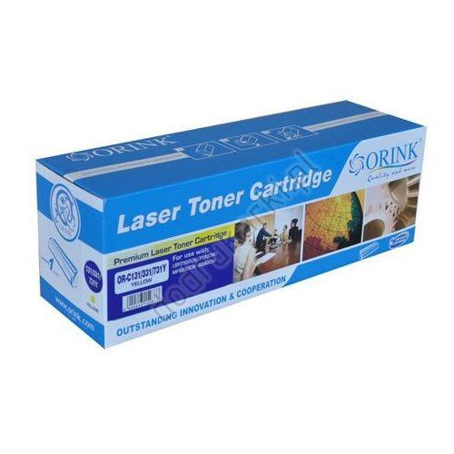 Toner żółty do Canon LBP7100 LBP7110 MF623 MF628 MF8230 MF8280 - zamiennik CRG-731Y [1.5k]