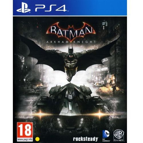 Gra PS4 Batman Arkham Knight + Zamów z DOSTAWĄ JUTRO! z kategorii Akcesoria do PlayStation 4