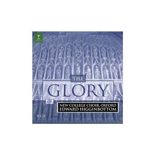 THE GLORY OF NEW COLLEGE CHOIR - Choir Of New College Oxford, Edward Higginbottom (Płyta CD), 2564642743
