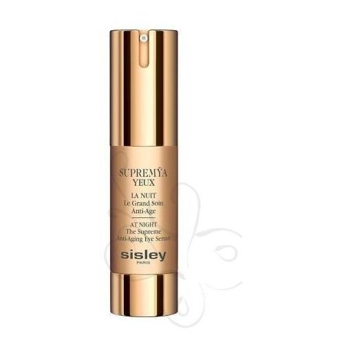 Supremya yeux at night the supreme anti-aging eye serum krem do pięgnacji okolic oczu na noc 15ml od producenta Sisley