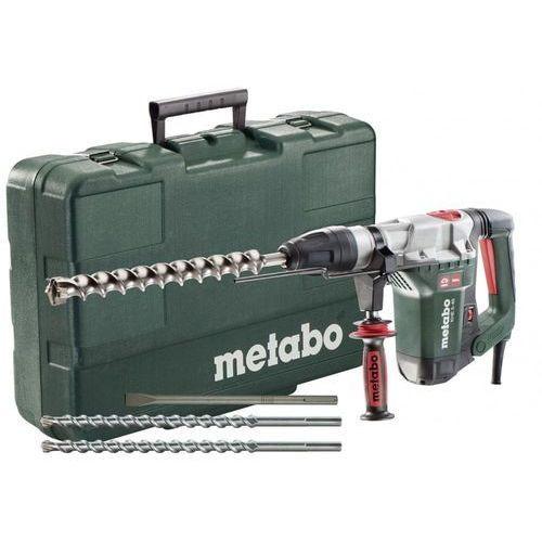 khe 5-40 set + sds-max młot udarowy z walizką narzędziową (690852000) marki Metabo