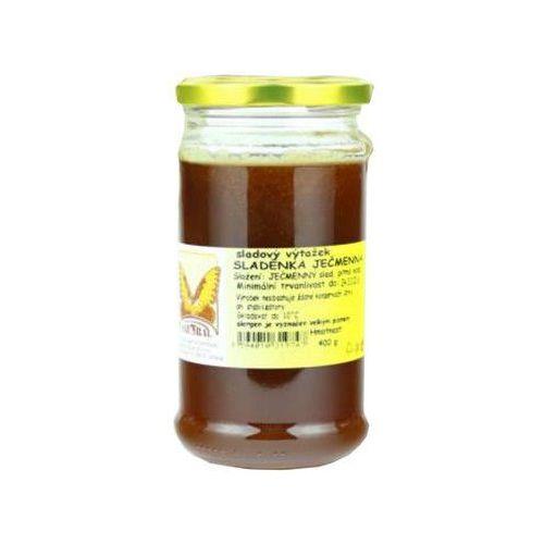 Ekstrakt słodu jęczmiennego 400g NATURAL