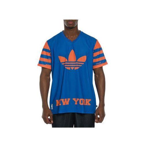 Adidas NY Knicks o Tee Trefoil S08233