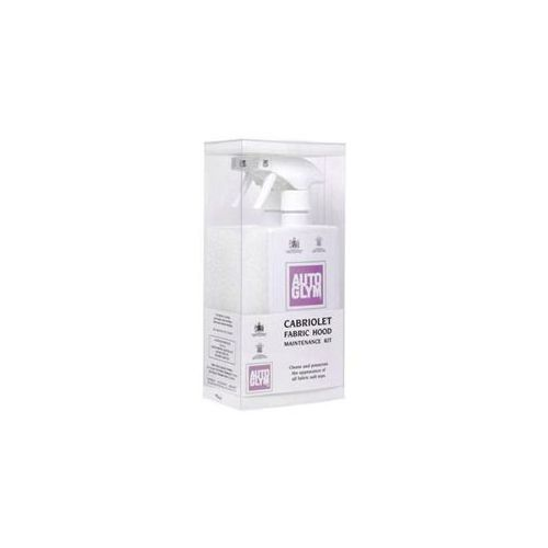 Autoglym Cabriolet Fabric Hood Cleaning Kit, 26-05-11