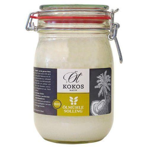 Bio olej kokosowy - ( 1000ml ) marki Ölmühle solling - OKAZJE