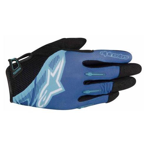 Alpinestars Rękawiczki flow blue stratos-aqua 1562115-797