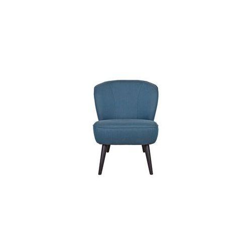 Woood Krzesło SARA niebieskie 375690-87 (8714713052189)