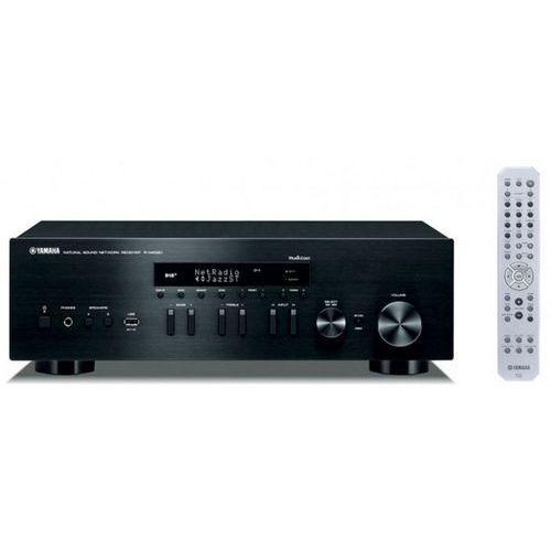 Amplituner r-n402d czarny + darmowy transport! marki Yamaha