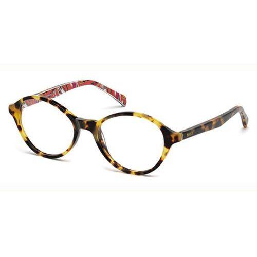 Okulary korekcyjne ep5017 055 marki Emilio pucci