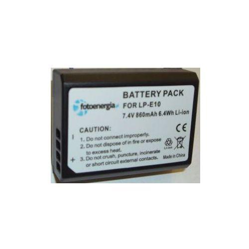 Fotoenergia lp-e10 akumulator