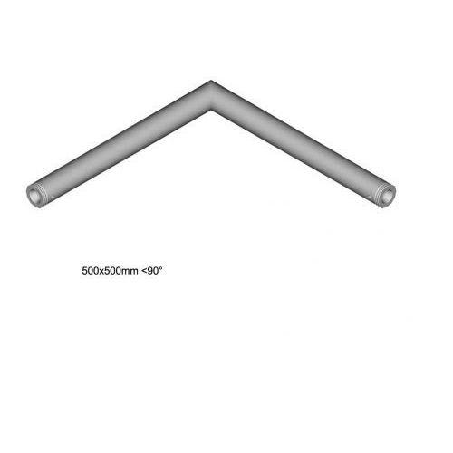 Duratruss dt 31/2-l90 element konstrukcji aluminiowej narożnik 90st