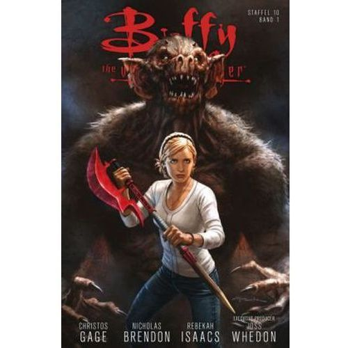 Buffy, The Vampire Slayer (Staffel 10) - Neue Regeln (9783957982117)