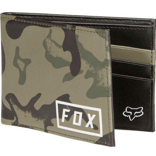 Fox Portfel - camo pinned pu wallet camo (027) rozmiar: os