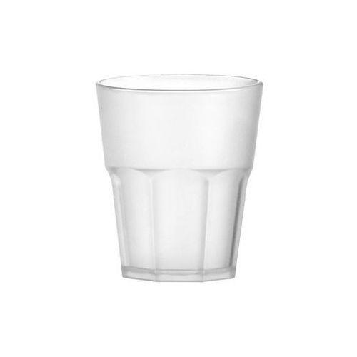 Szklanka z poliwęglanu biała 200 ml