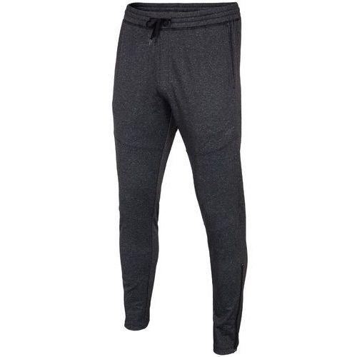 Spodnie h4l17-spmd004 (rozmiar s) ciemnoszary + darmowy transport! marki 4f