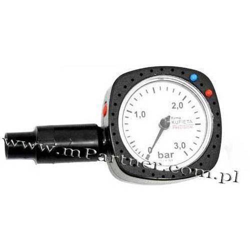 Ciśnieniomierz samochodowy z homologacją (Auto Świat poleca)