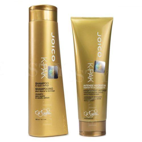 k-pak | zestaw regenerujący: szampon 300ml + terapia nawilżająca 250ml marki Joico