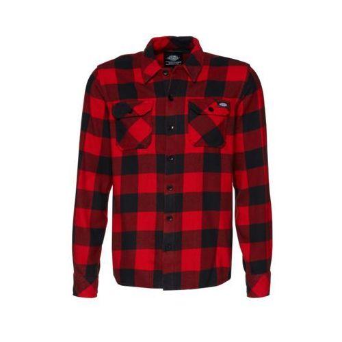 DICKIES Koszula 'Sacramento' czerwony / czarny (5053823032807)