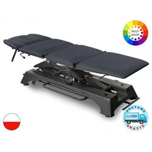 Stół rehabilitacyjny TSR-4 z elektryczną regulacją wysokości oraz pozycją Pivota i funkcją fotela, JVS-TSR-4(8)
