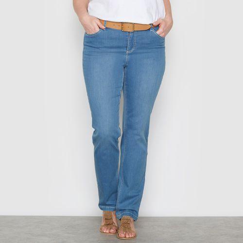 """Streczowe dżinsy bootcut """"courbes généreuses"""" długość w kroku. 73 cm, jeansy"""