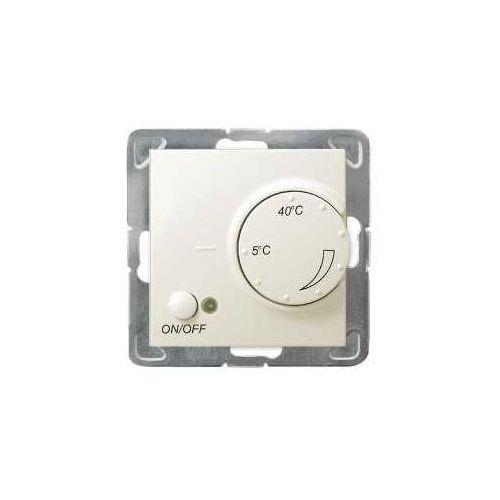 Ospel impresja ecru - regulator temperatury rtp-1y/m/27 (5907577438678)
