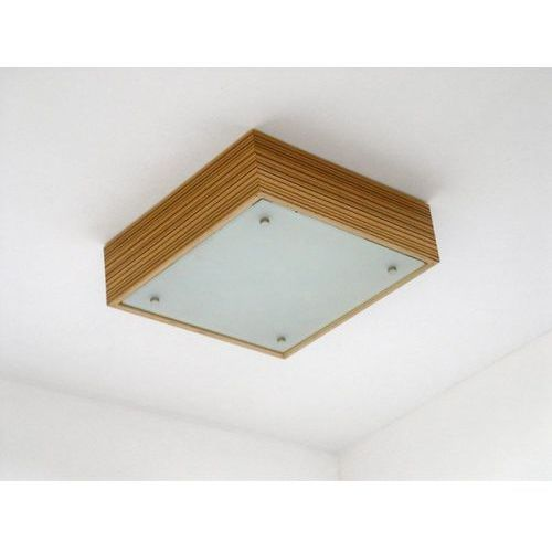 plafon CALYPSO wersja duża ŻARÓWKI LED GRATIS!, CLEONI 1206P1D+