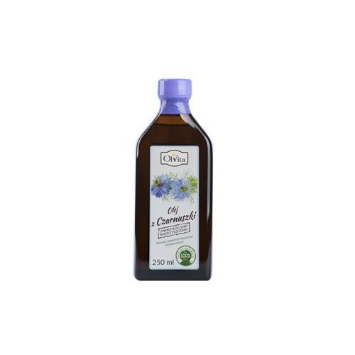 Olej z czarnuszki 250ml Olvita. Najniższe ceny, najlepsze promocje w sklepach, opinie.