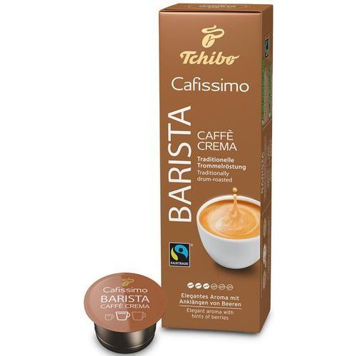 Tchibo Kapsułki cafissimo barista caffe crema