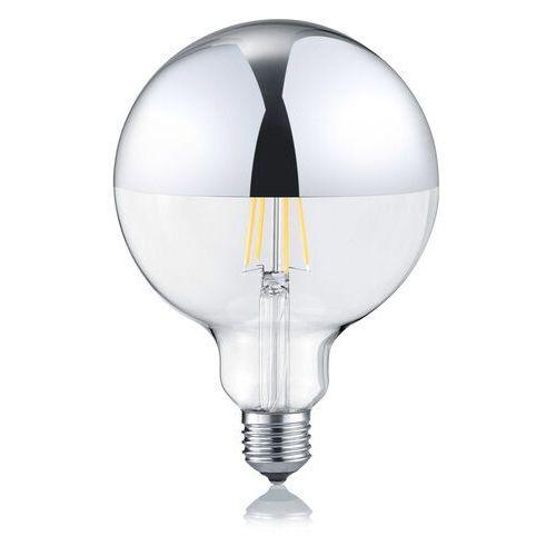 Żarówka LED E27 G125 7W 2 700 K ściemniana, 986-710
