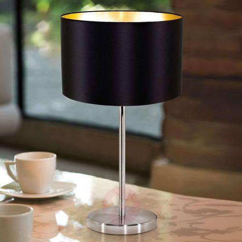 Eglo 31627 - Lampa stołowa MASERLO 1xE27/60W/230V (9002759316273)