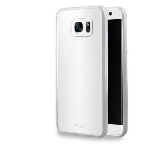Azuri Bumper Cover do Samsung Galaxy S7 Edge biały