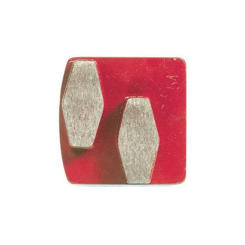 Scanmaskin Diamentowy segment szlifierski bauta double red (zestaw)