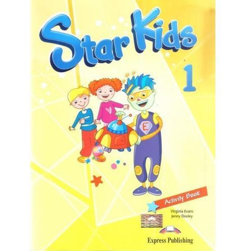 Star kids 1 Activity Book (86 str.)
