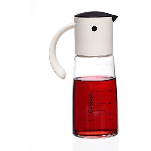 Cuisipro - Dozownik do oleju/octu, beżowy - beżowy (0065506032016)
