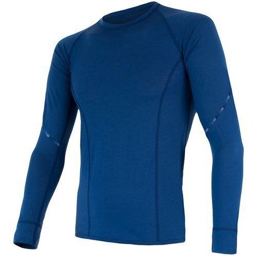 Sensor koszulka termoaktywna z długim rękawem merino air m blue xxl (8592837046297)