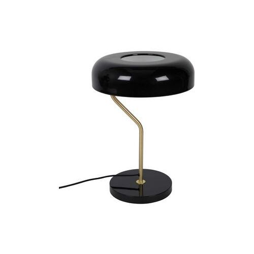 Dutchbone lampa stołowa eclipse czarna - dutchbone 5200038